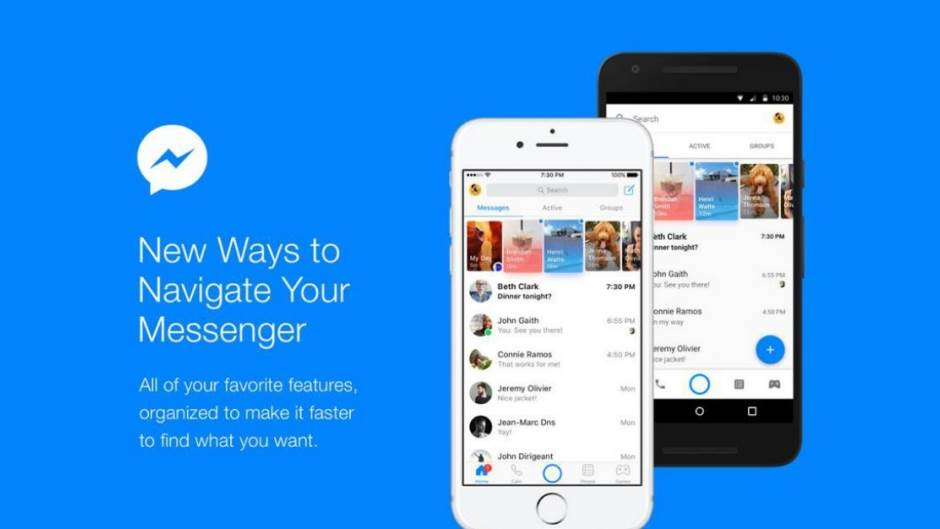 Messenger se vraća korenima: dopisivanju (konačno)