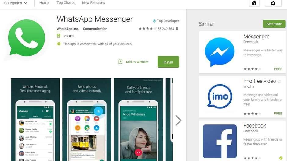 Koju aplikaciju koristite za dopisivanje? ANKETA