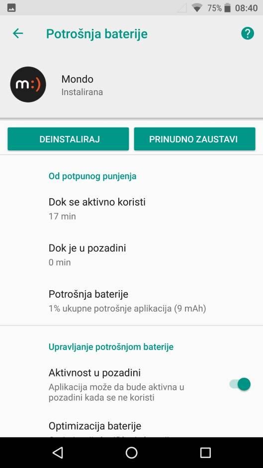 Evo kako će novi Android  O produžiti rad baterije