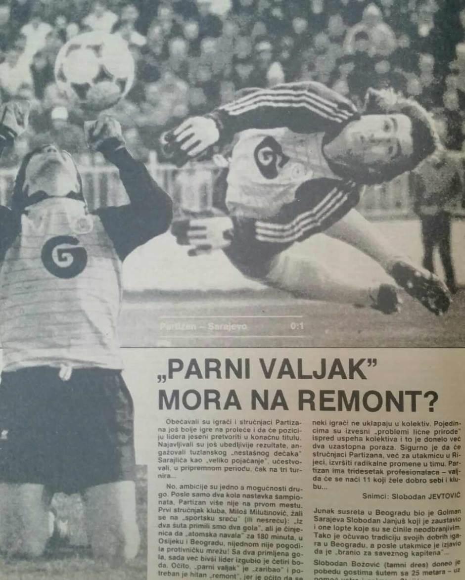 """KAD PORASTEM, BIĆU MANCE!"""