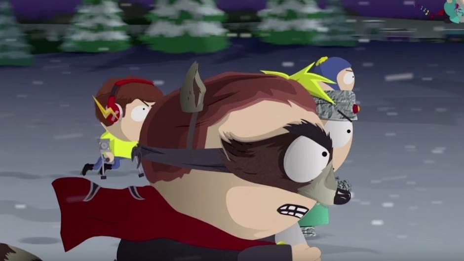 South Park The Fractured But Whole 17 oktobar Dan oslobodjenja Jagodine
