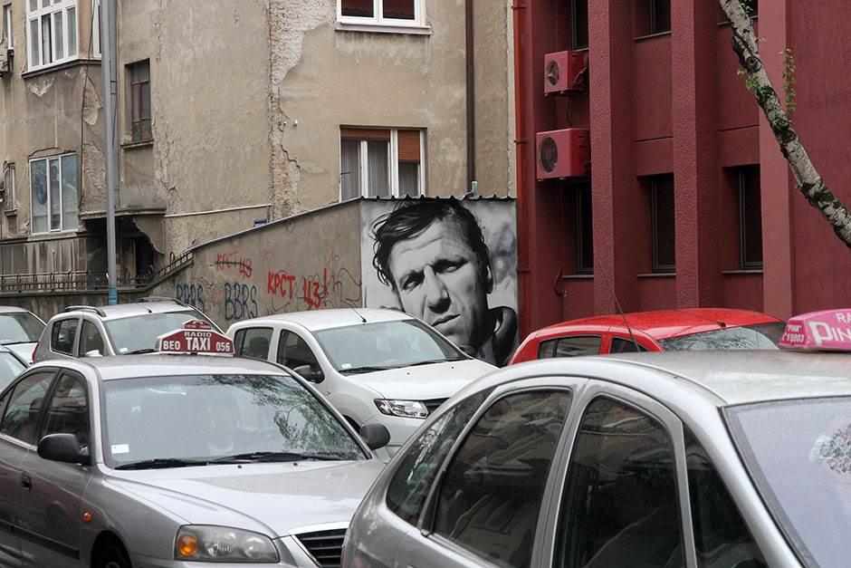 Bata Živojinović dobija ulicu u Beogradu