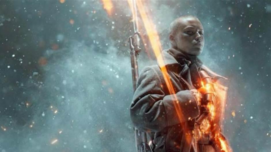 Battlefield 1, Inthte Name of the Tsar, žene vojnici