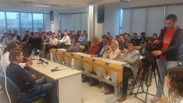 Prvi MeetUp u organizaciji ICT Hub-a i m:tel-a!