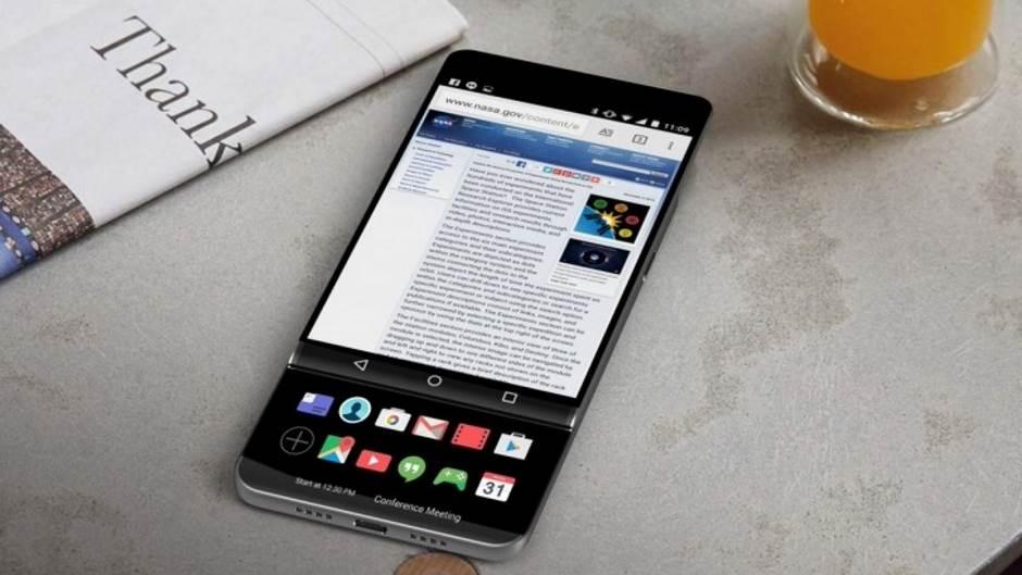 LG V30 koncept