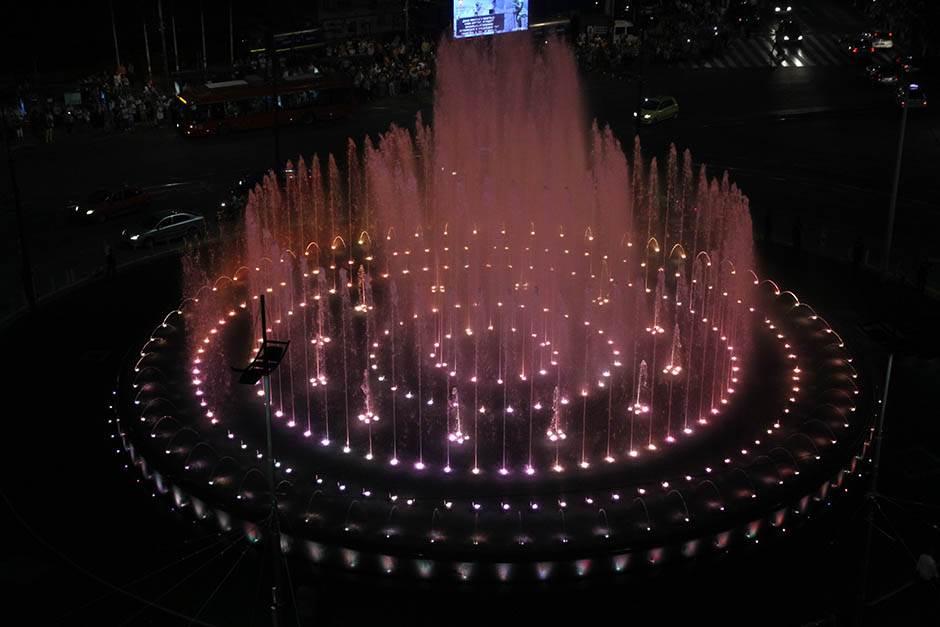 Ovo je najveća fontana na Balkanu (FOTO, VIDEO)