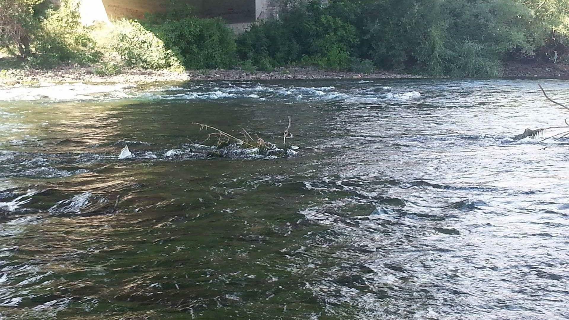 Gvožđe, Morača, rijeka, smeće
