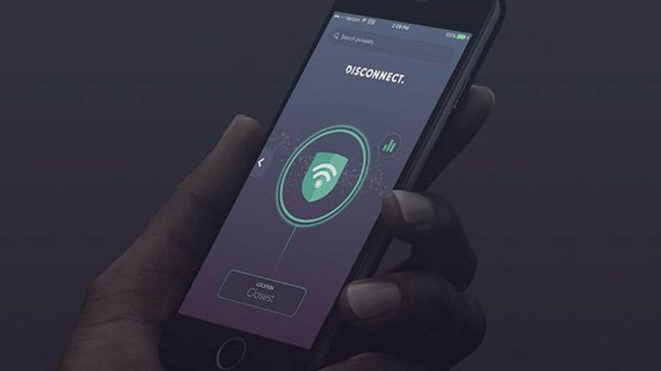 Disconnect aplikacija