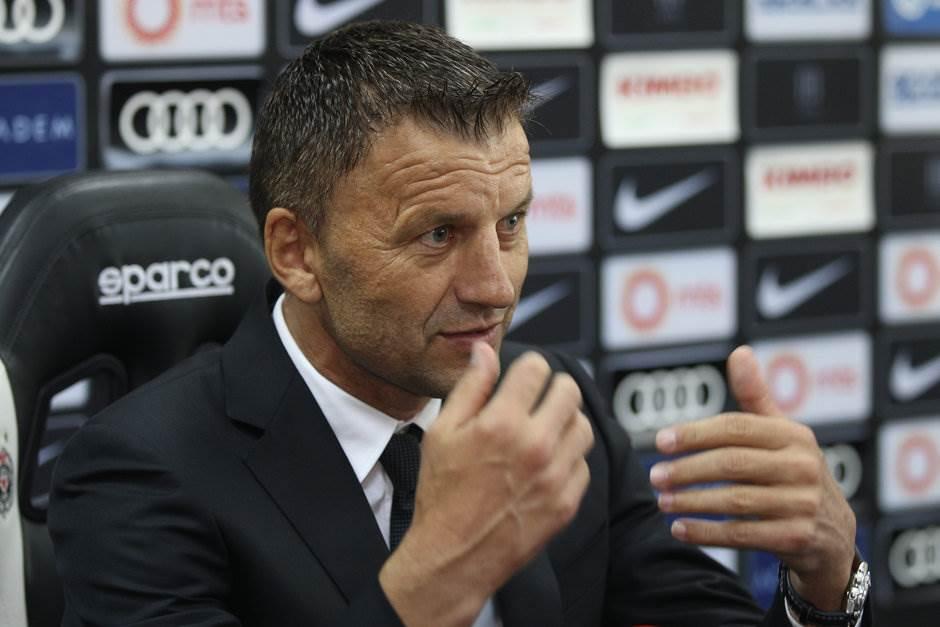 """""""Budućnost je težak protivnik,ali mi smo Partizan"""""""