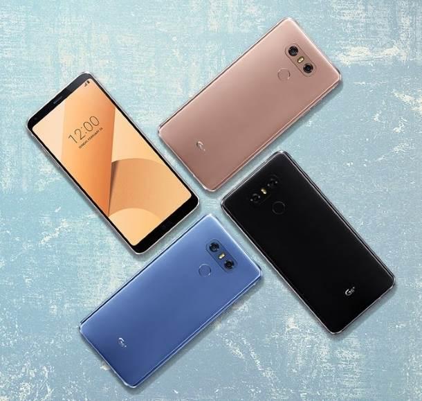LG najavio unaprijeđeni G6+, evo šta nudi (FOTO)