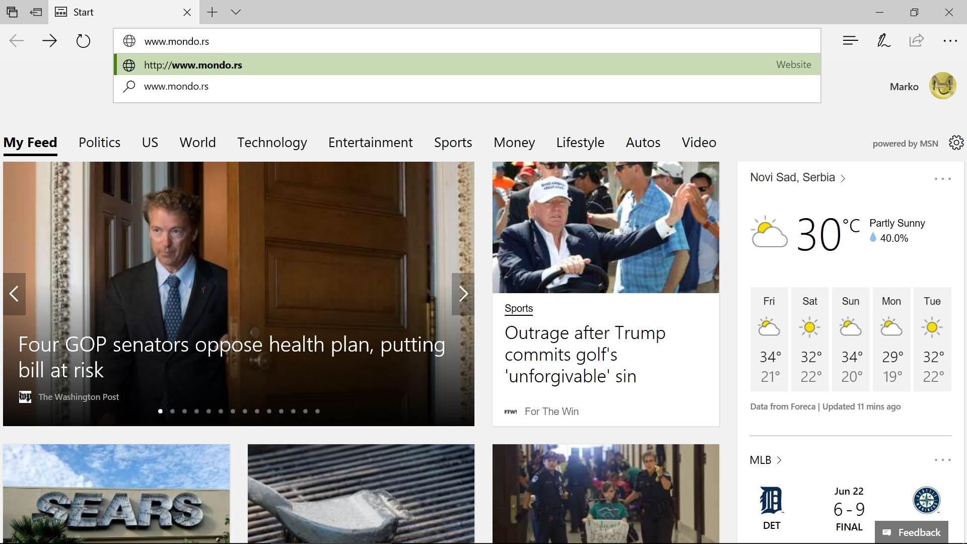 Microsoft mijenja pregledač za Windows 7 i sve druge
