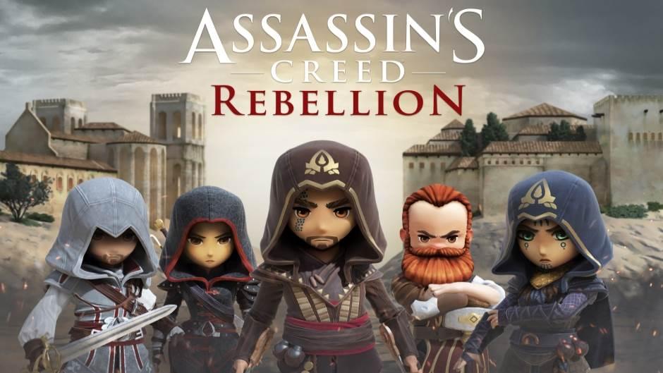 Assassins Creed Rebellion, Assassins Creed