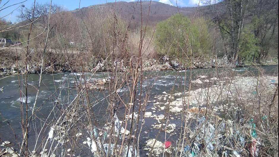 reka, reke, zagađenje, ekologija, prljave reke, zagađene reke, brana, ekološka brana