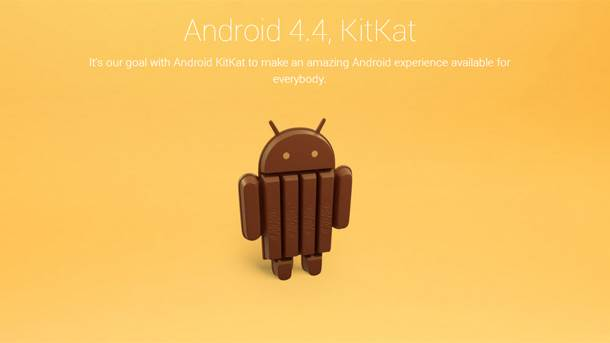 Android,KitKat