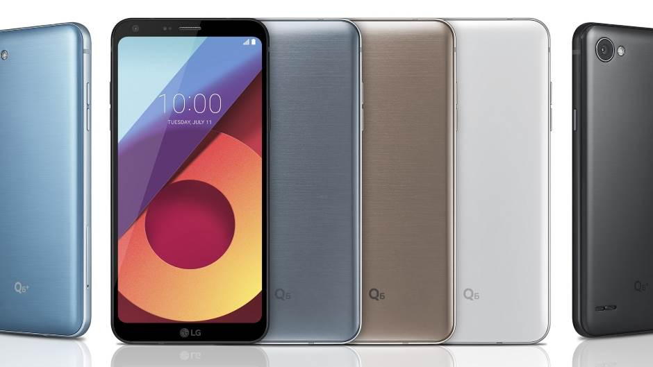 Nova LG serija telefona: Kao G6, ali jeftinija