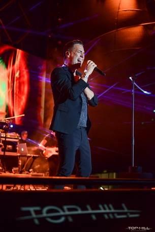 Željko Joksimović oduševio nastupom na Top Hill-u