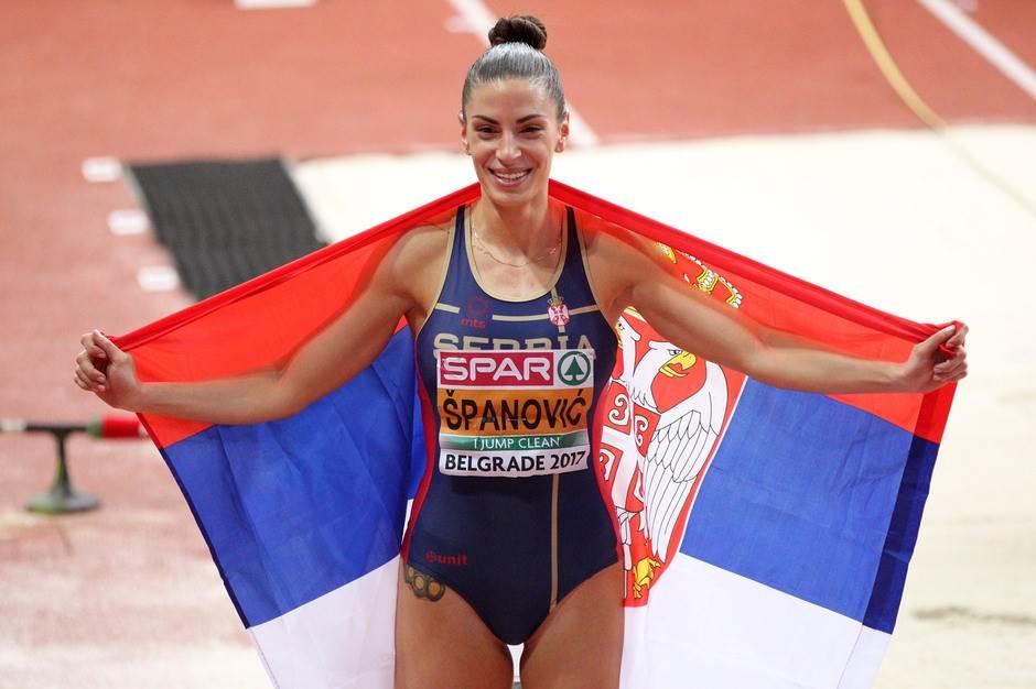 Ivana Španović Ivana Spanovic