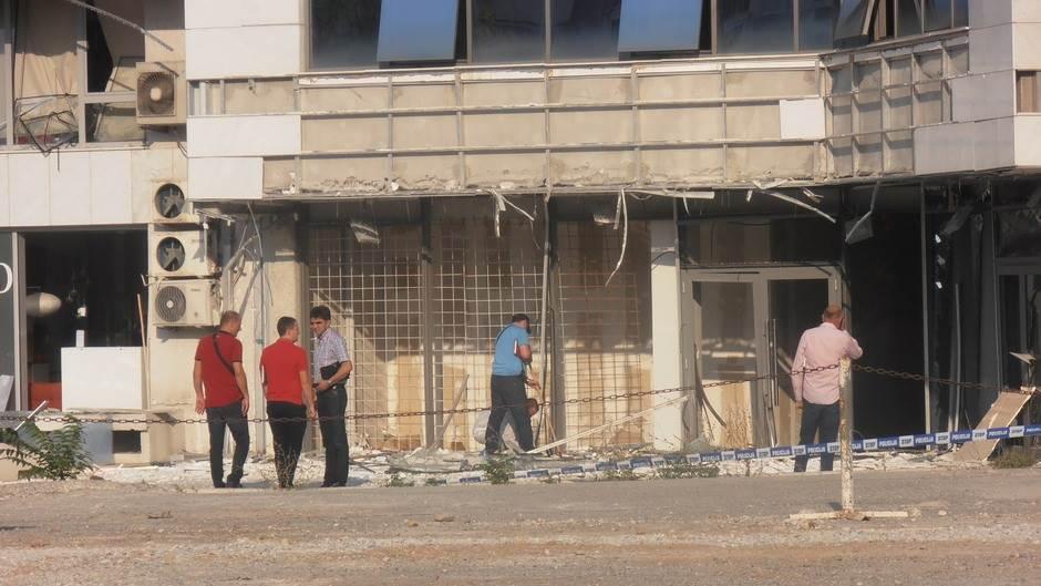 Eksplozija kod hrama: Snimljen napadač? FOTO