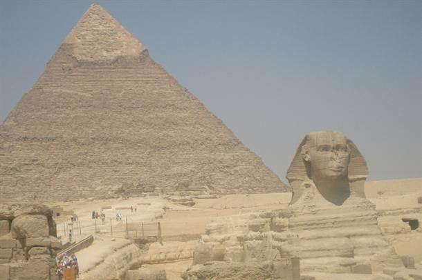 egipat, piramide
