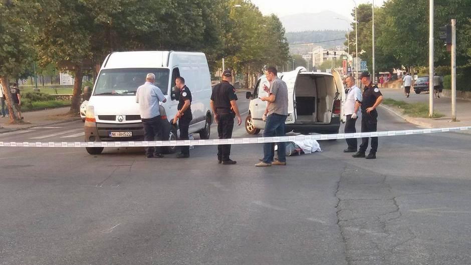 Podgorica: Poginuo motociklista! (FOTO)