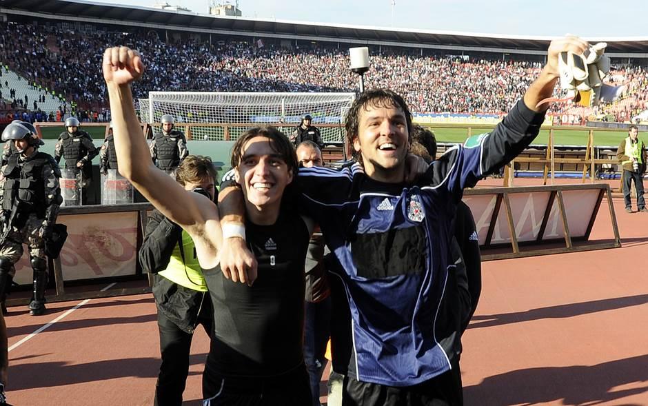 Povratak Vladimira Stojkovića u Partizan!