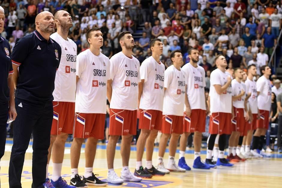 Košarkaška reprezentacija Srbjie