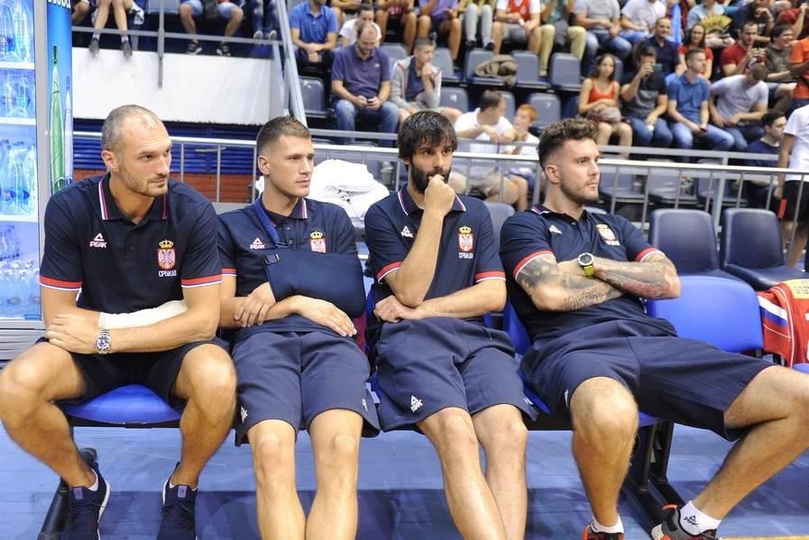 Simonović, Nedović, Teodosić, Raduljic