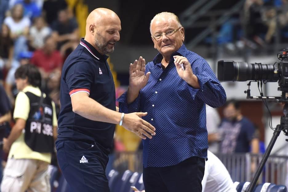 Aleksandar Đorđević i Dušan Duda Ivković