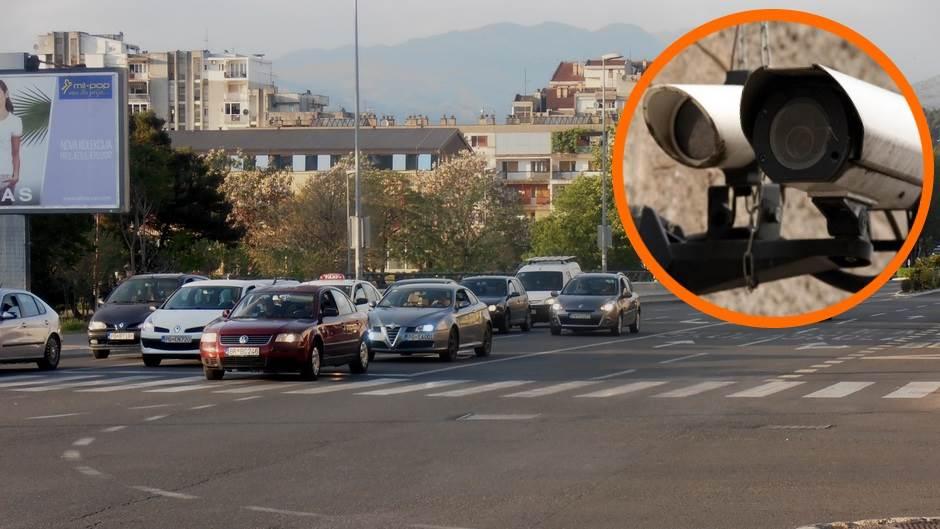 auta grad ulica kamere