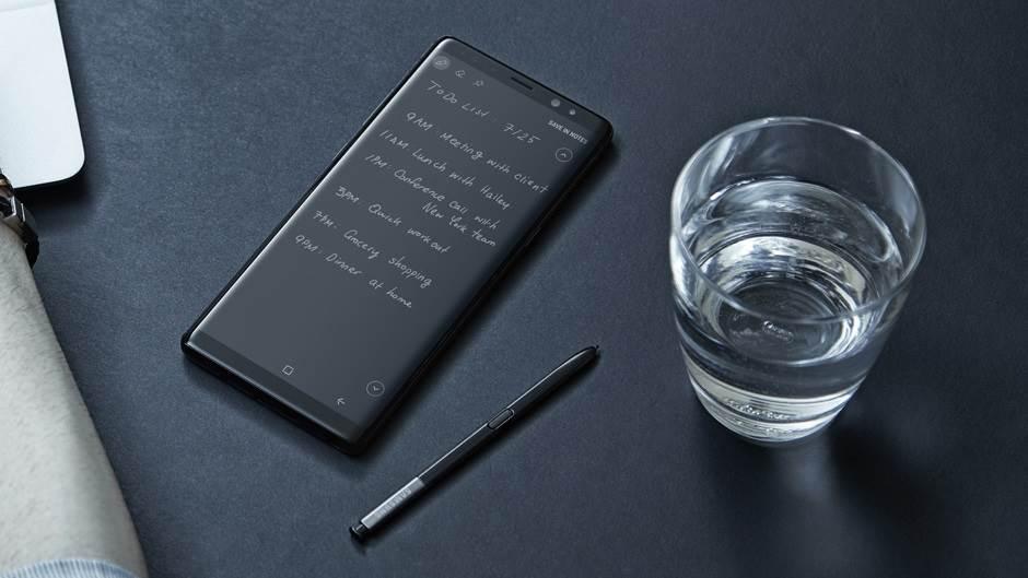 Note 8 stiže u Crnu Goru, otkrivena cijena