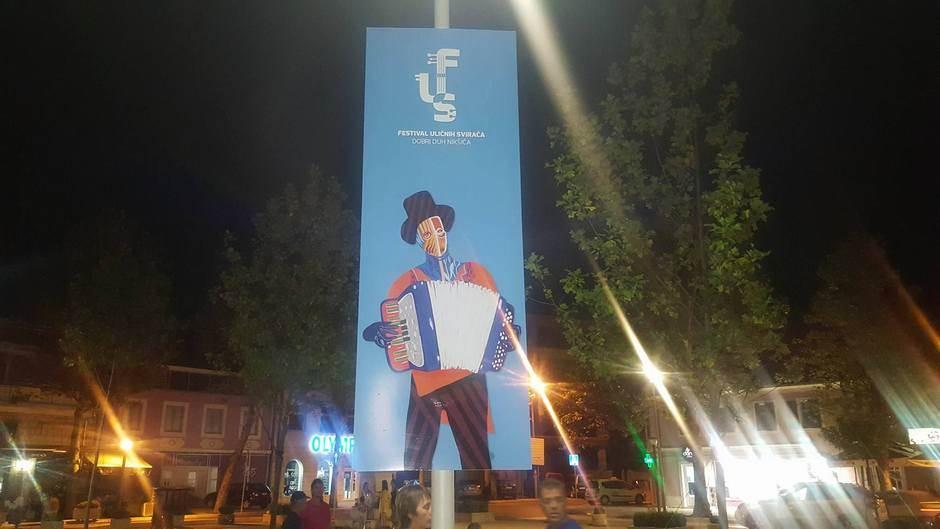 Festival uličnih svirača u Nikšiću (FOTO, VIDEO)