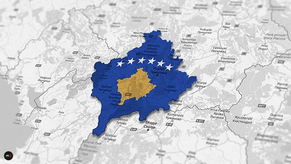 kosovo priština zastava albanci zastava kosova srbija kosovska mitrovica
