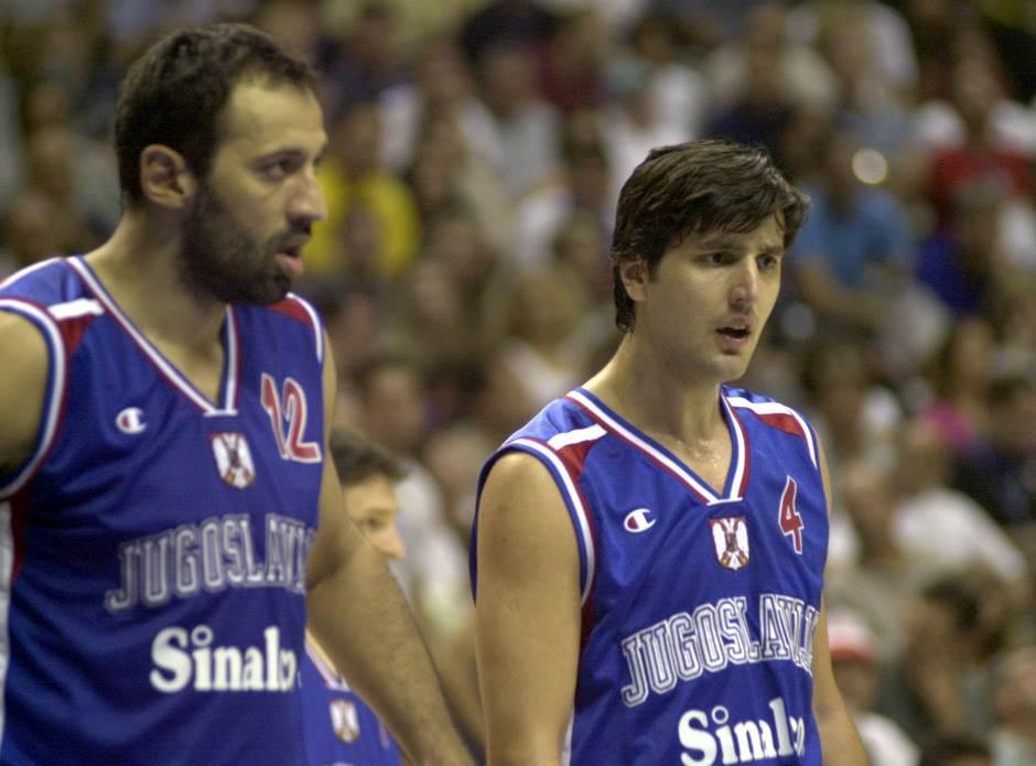Jugoslavija - Argentina, Indijanapolis, finale SP u Indijanapolisu