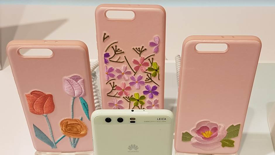 Huawei P10 Plus Limited Edition IFA 2017 Berlin