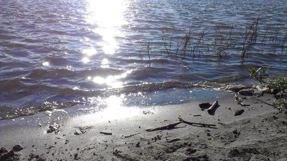 pesak, plićak, voda