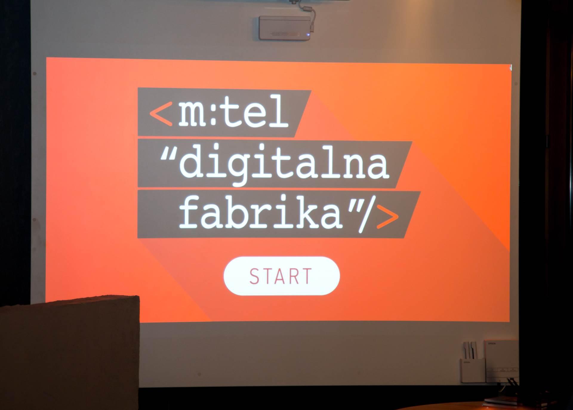 Kompanija m:tel otvorila Digitalnu fabriku