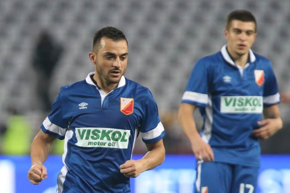 Damir Kojašević Vojvodina