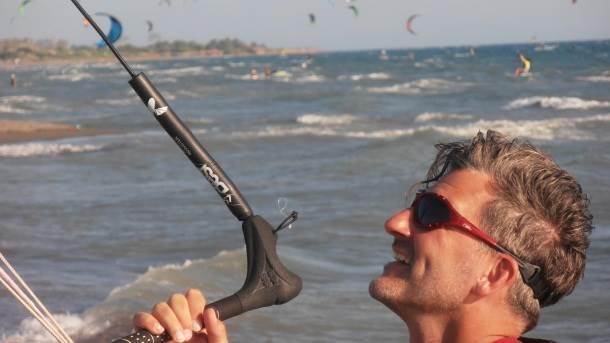 Zabava na plaži – kite surfing u Ulcinju!