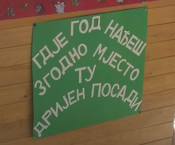 "Deseti ""Dani drenjina"" u Nikšiću (FOTO, VIDEO)"