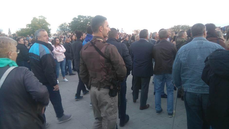 Klicanje Turcima: Erdogan na Kalemegdanu (VIDEO)