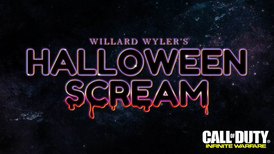 Call of Duty: Infinite Warfare - Halloween Scream