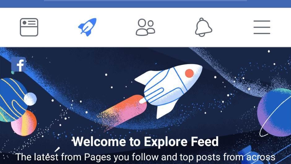 Facebook vratio objave stranica i stari News Feed!