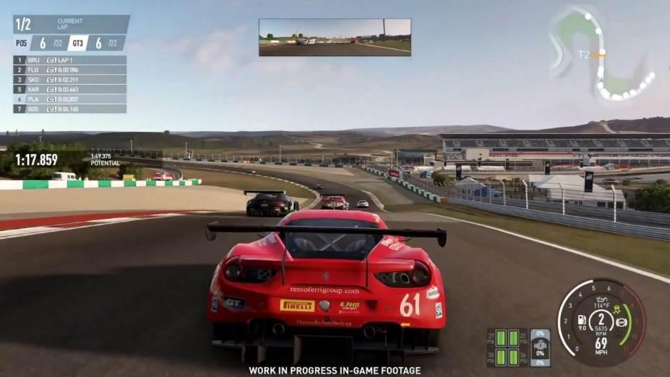 Igrali smo Project Cars 2: Luda vožnja za eksperte