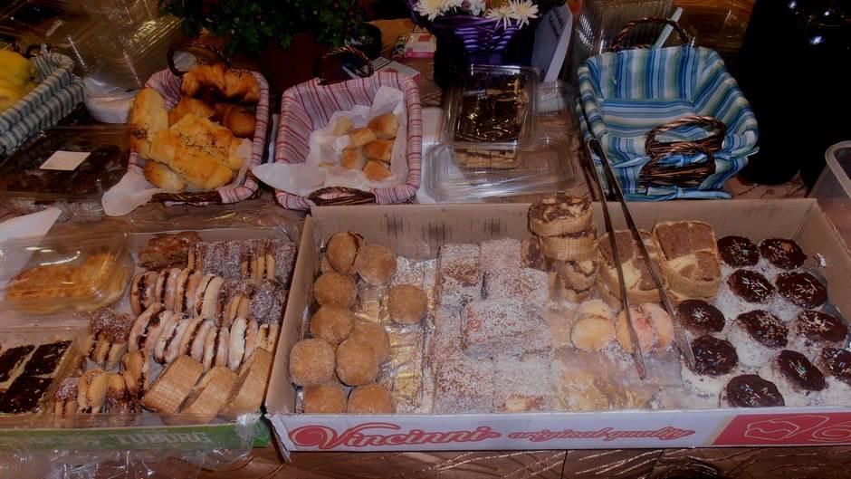 Sajam u Delti smokve med hrana zdrava hrana masline