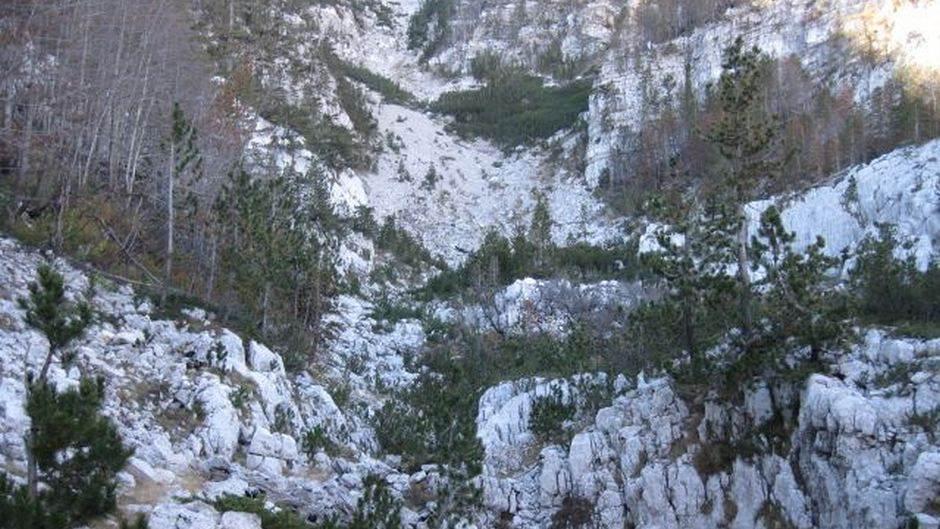 Prekornica – U centru crnogorskog krša (FOTO)