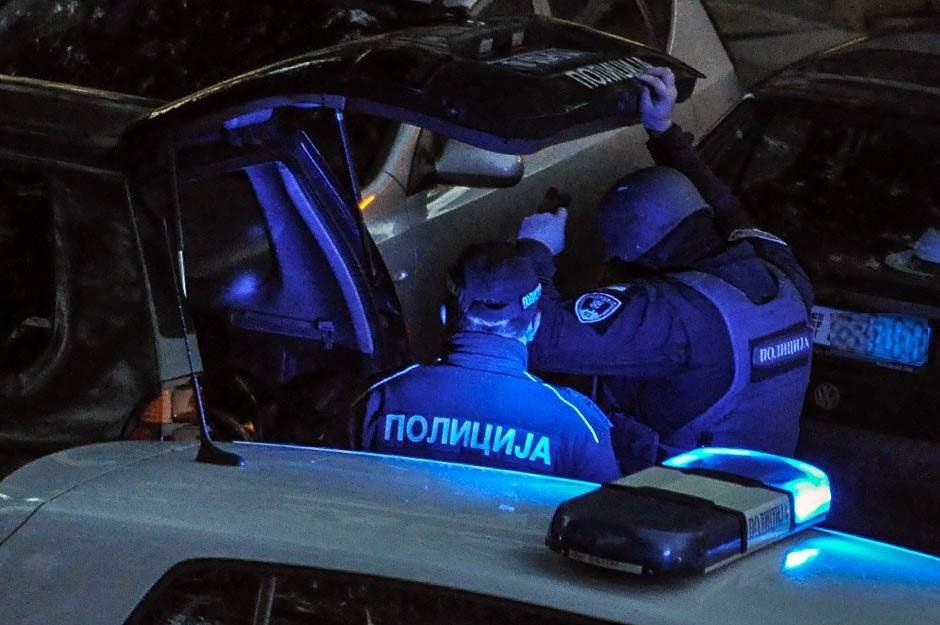 droga policija hapšenje interventna pretres policajci interventna
