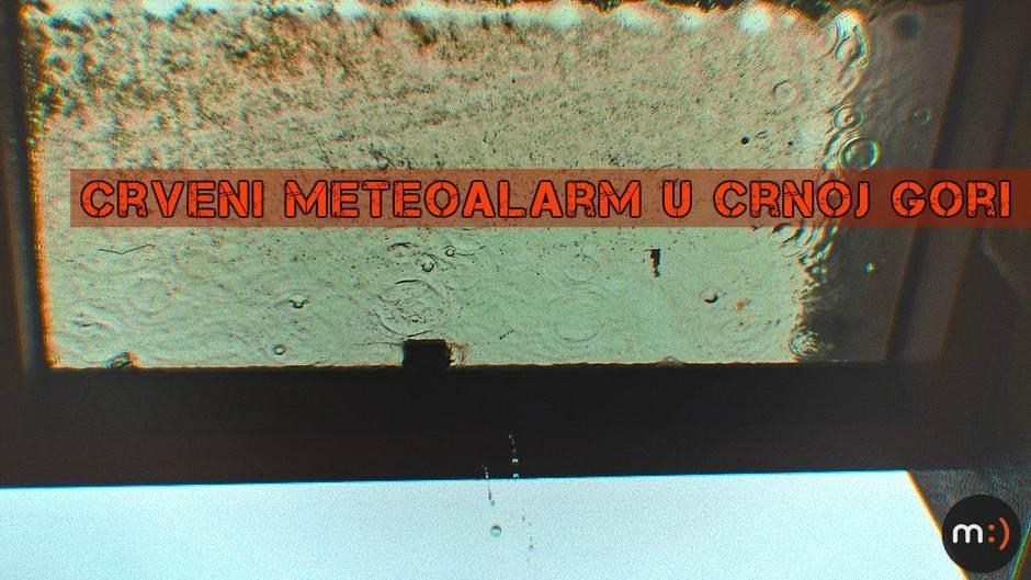 Meteoalarm, crveni meteoalarm, teambuilding