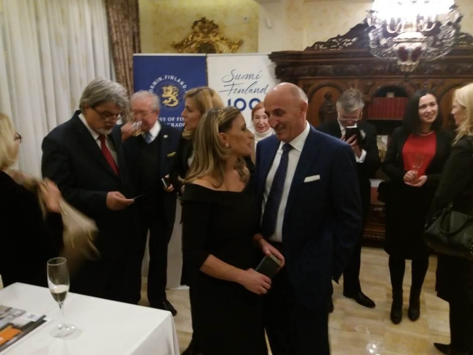 Otvoren počasni konzulat Finske u Baru! (FOTO)