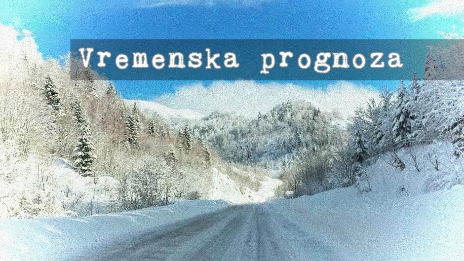 Snijeg, vremenska prognoza, teambuilding