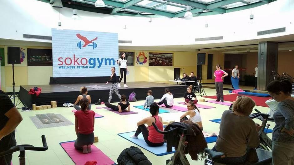 IX fitness festival u Podgorici